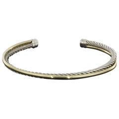 David Yurman Mixed Metals Cuff Bracelets