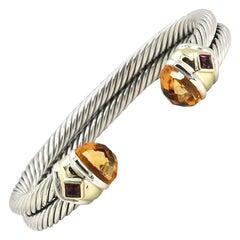 David Yurman Renaissance Cable Bracelet