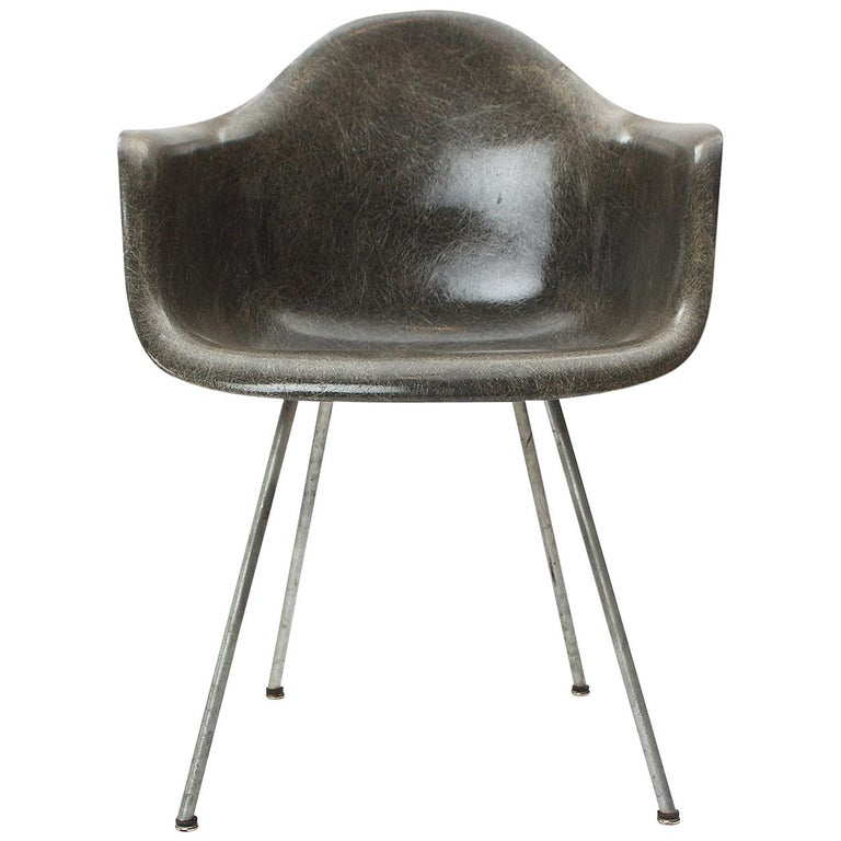DAX Armchair by Charles & Ray Eames For Sale