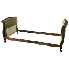 Day Bed, Antique Country French Provincial