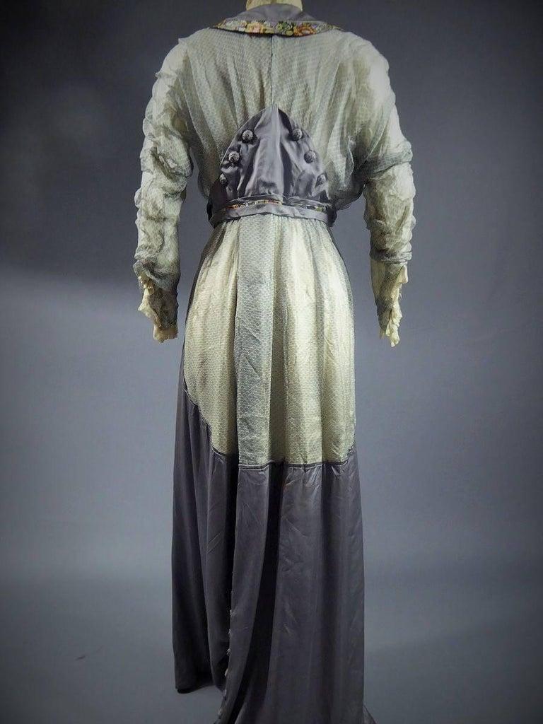 Day dress circa 1905 - England For Sale 5