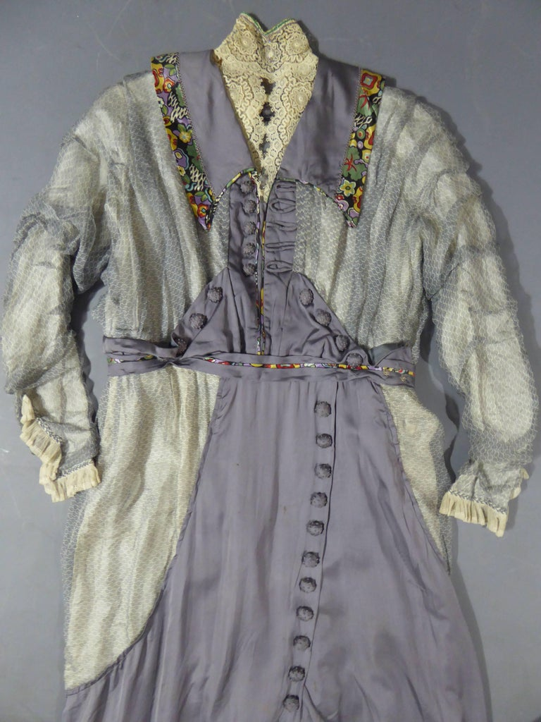 Women's Day dress circa 1905 - England For Sale