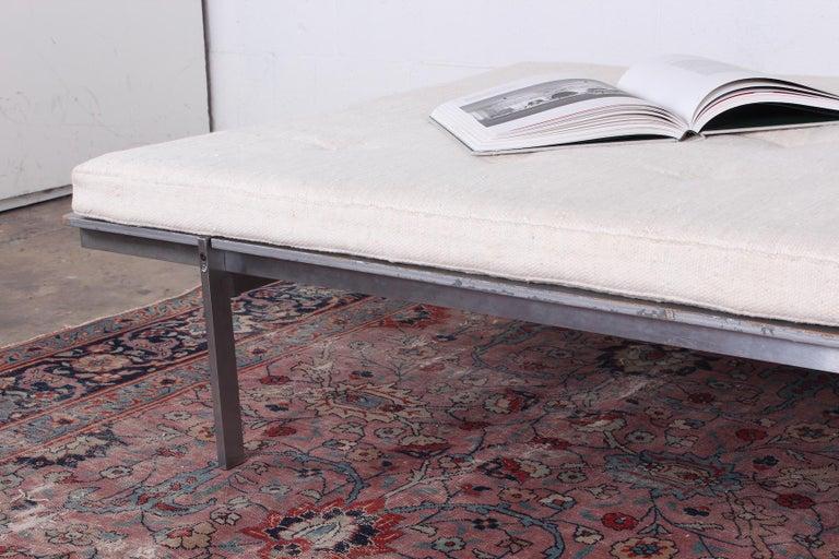 Daybed Designed by Preben Fabricius & Jorgen Kastholm for Bo-Ex For Sale 8