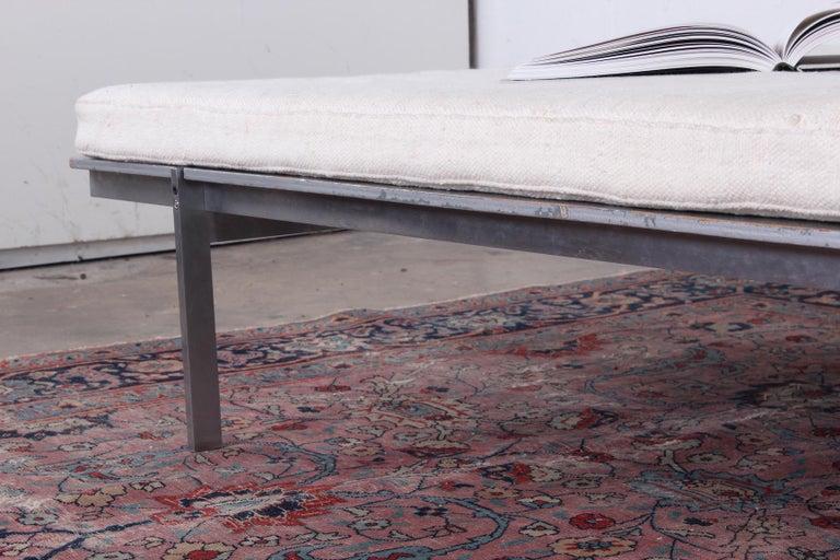 Daybed Designed by Preben Fabricius & Jorgen Kastholm for Bo-Ex For Sale 9