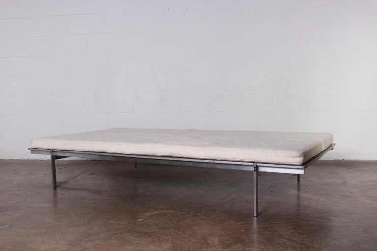Mid-20th Century Daybed Designed by Preben Fabricius & Jorgen Kastholm for Bo-Ex For Sale