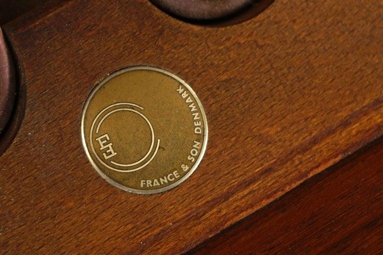 Daybed Sofa by Peter Hvidt & Orla Mølgaard Nielsen for France & Søn For Sale 4