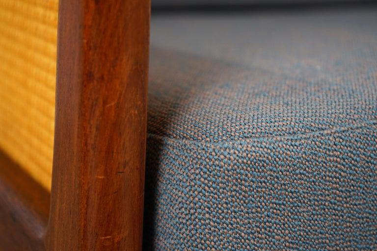 Danish Daybed Sofa by Peter Hvidt & Orla Mølgaard Nielsen for France & Søn For Sale