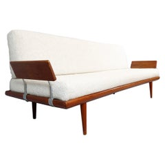Daybed/Sofa Model FD 417 'Minerva' by Peter Hvidt, Denmark 1950s