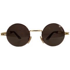 Daytona Vintage Round Sunglasses DA 898/S