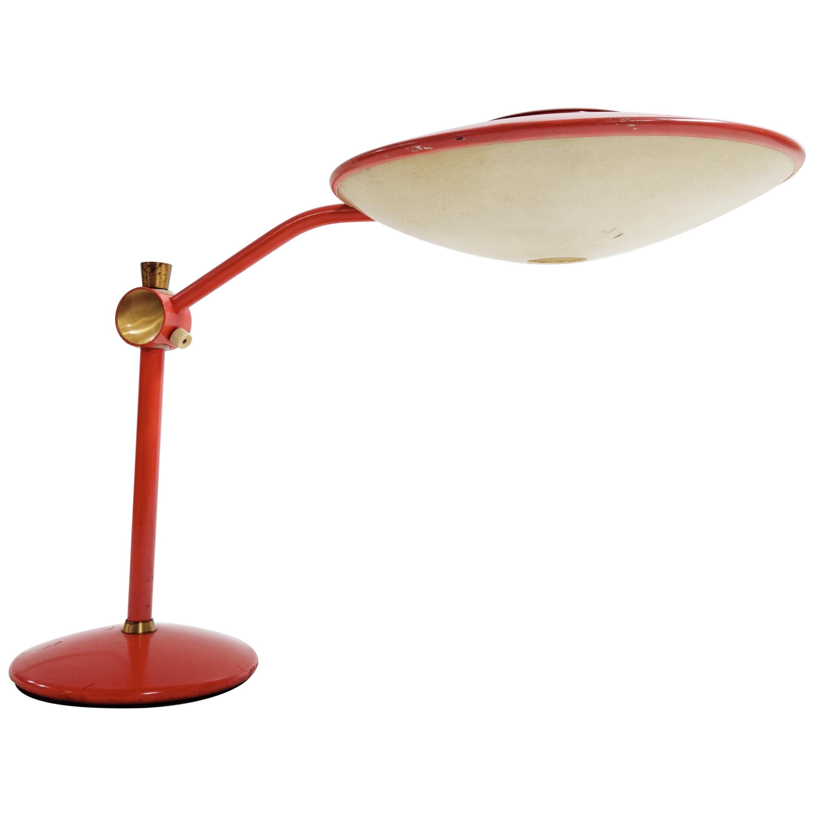 Dazor Desk Lamp Model 2008, 1950s