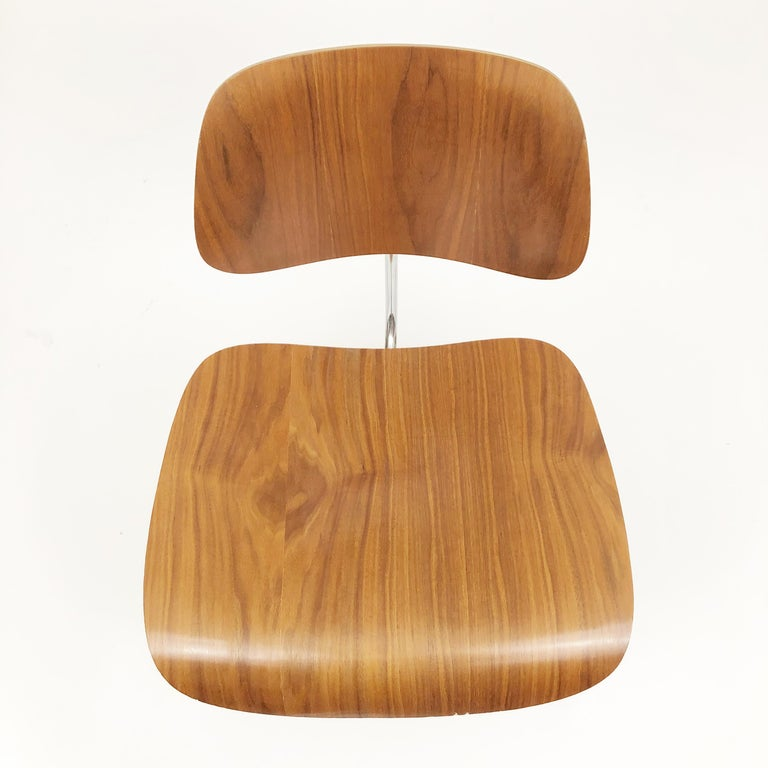 American DCM Chairs by Charles and Ray Eames for Herman Miller For Sale