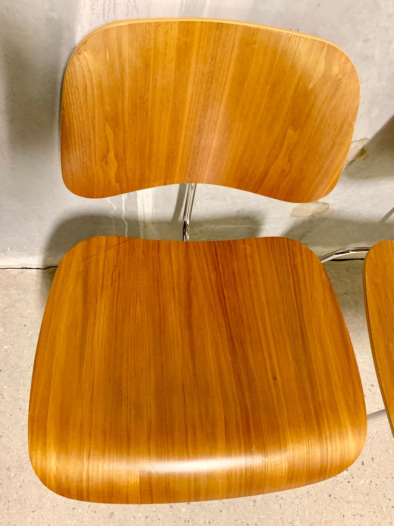 DCM Charles Eames for Herman Miller, Set of Four 9