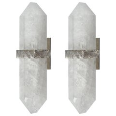 DDN Rock Crystal Sconces by Phoenix