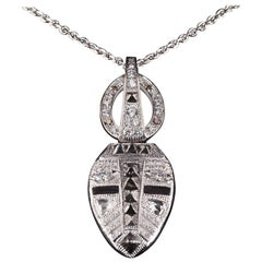 De Beers Rough Diamond Yayadhama Amulet Pendant from Talisman Collection