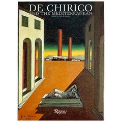 De Chirico and the Mediterranean, Rizzoli Art Books, 1st Edition, 1998