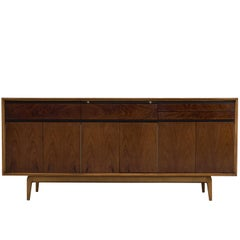 "De Coene Freres ""Madison"" Sideboard in Rosewood and Walnut"