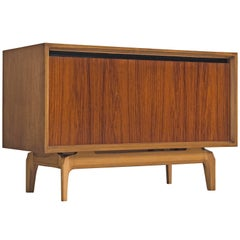 De Coene 'Madison' Credenza in Rosewood and Walnut