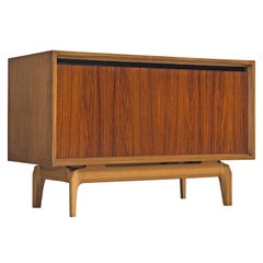 De Coene Small 'Madison' Credenza in Rosewood and Walnut