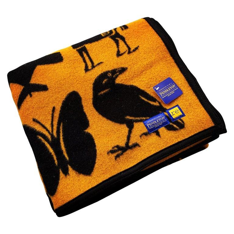 DE for RE Reversible Blanket Mfg. Pendleton