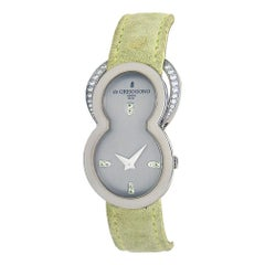De Grisogono Be Eight S51, Silver Dial, Certified and Warranty