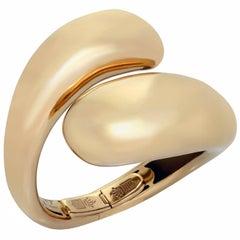 De Grisogono Contrario Rose Gold Cuff Bracelet
