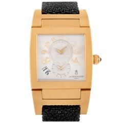 De Grisogono Instrumento No. Uno 18k Rose Gold Watch UNO DF