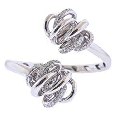De Grisogono Vortice White Gold Diamond Bracelet