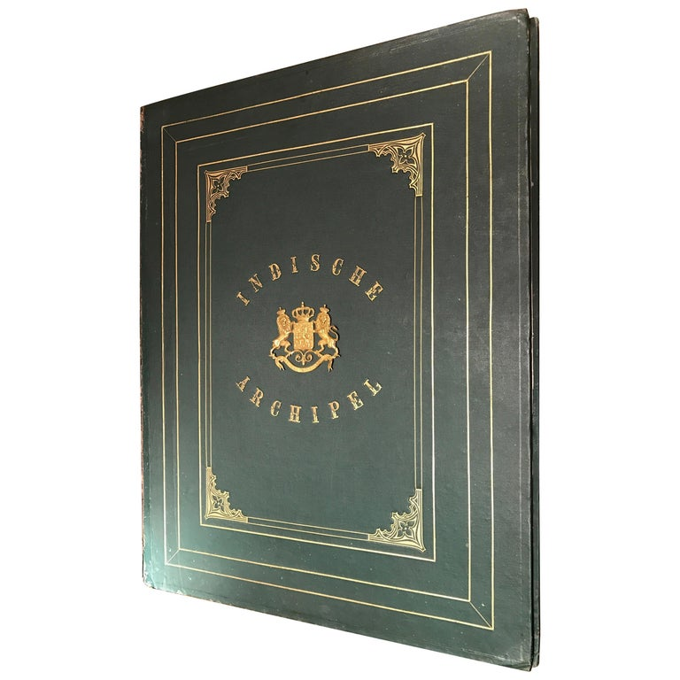 De Indische Archipel by C.W. Mieling, 1865-1876 For Sale