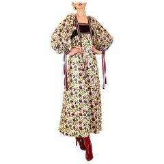 Simpson Piccadilly Folk Dress