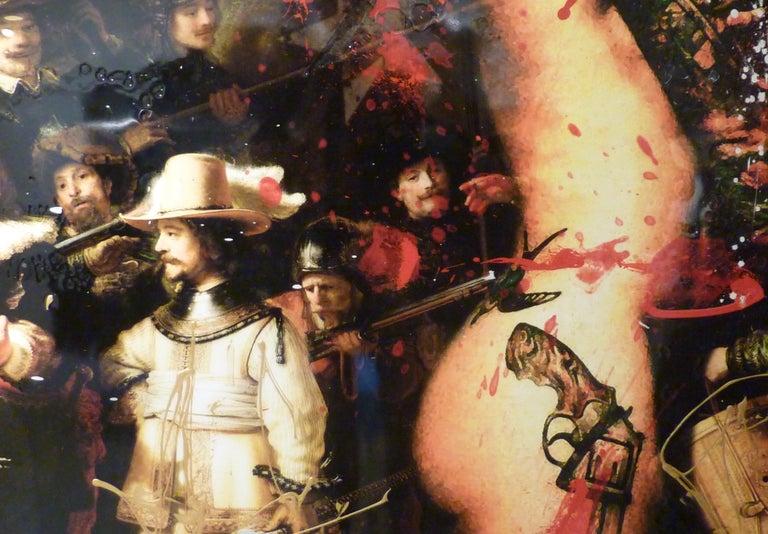 Dutch De Nachtwacht 'The Night Watch' by Jack Liemburg For Sale