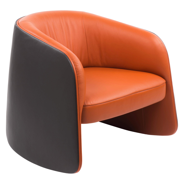 De Sede Customizable Leather Rocking Chair