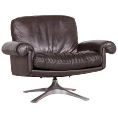 De Sede Designer DS 31 Designer Leather Armchair Brown