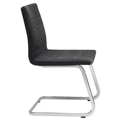 De Sede DS-1051/51 Chair in Black Upholstery by De Sede Design Team
