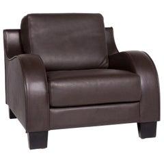 De Sede DS 122-01 Leather Armchair Brown