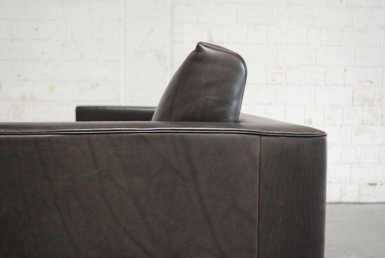 De Sede DS 159 Brown Naturale Leather Sofa 11
