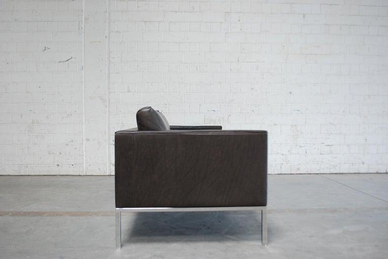 De Sede DS 159 Brown Naturale Leather Sofa 14
