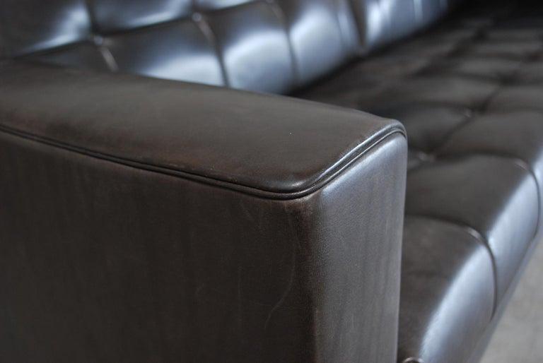 De Sede DS 159 Brown Naturale Leather Sofa 15