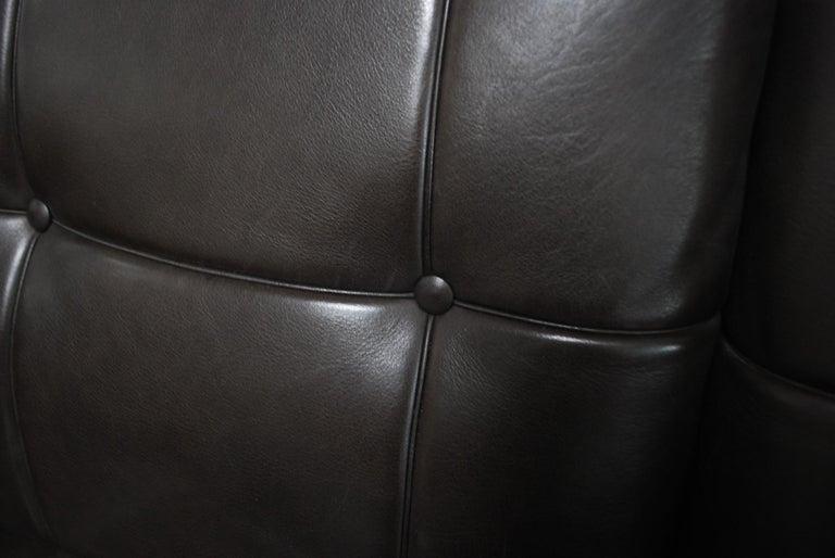 De Sede DS 159 Brown Naturale Leather Sofa 16
