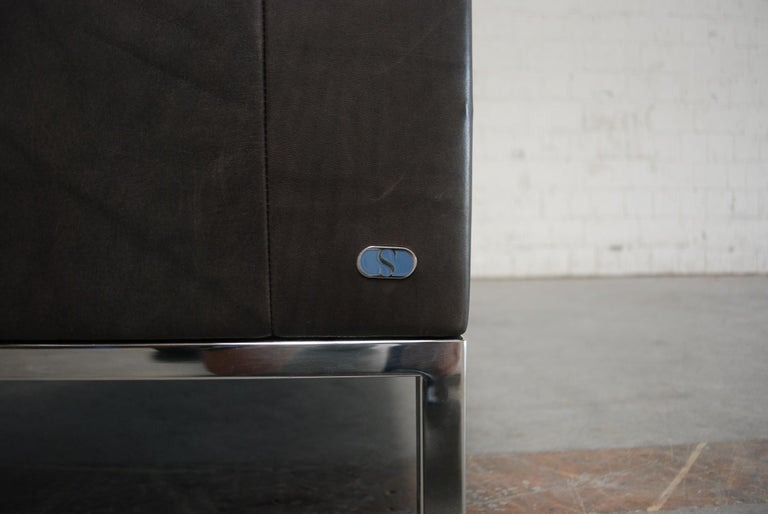 De Sede DS 159 Brown Naturale Leather Sofa 18