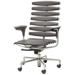 De Sede DS-2100/151 Armchair in Umbra Upholstery by De Sede Design Team