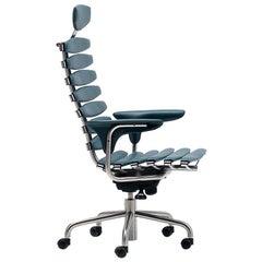 De Sede DS-2100/161 Armchair in Royal Upholstery by De Sede Design Team