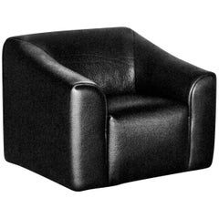 De Sede DS-2847 Armchair in Shiny Upholstery by De Sede Design Team