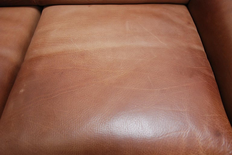 De Sede Ds 42 Neck Leather Sofa For Sale 5