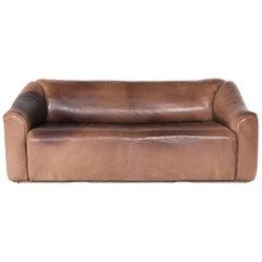 De Sede DS 47 Designer Leather Sofa 47 Genuine Leather Three-Seat Couch Anilin