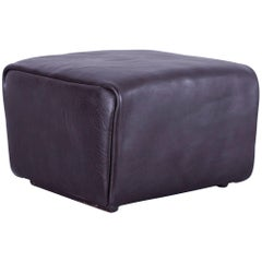 De Sede DS 47 Leather Footstool Brown