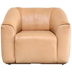 De Sede DS 47 Neck Leather Armchair