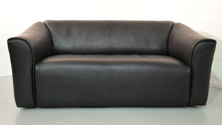 De Sede DS 47 Original Neck Leather Designer Sofas, Switzerland For ...