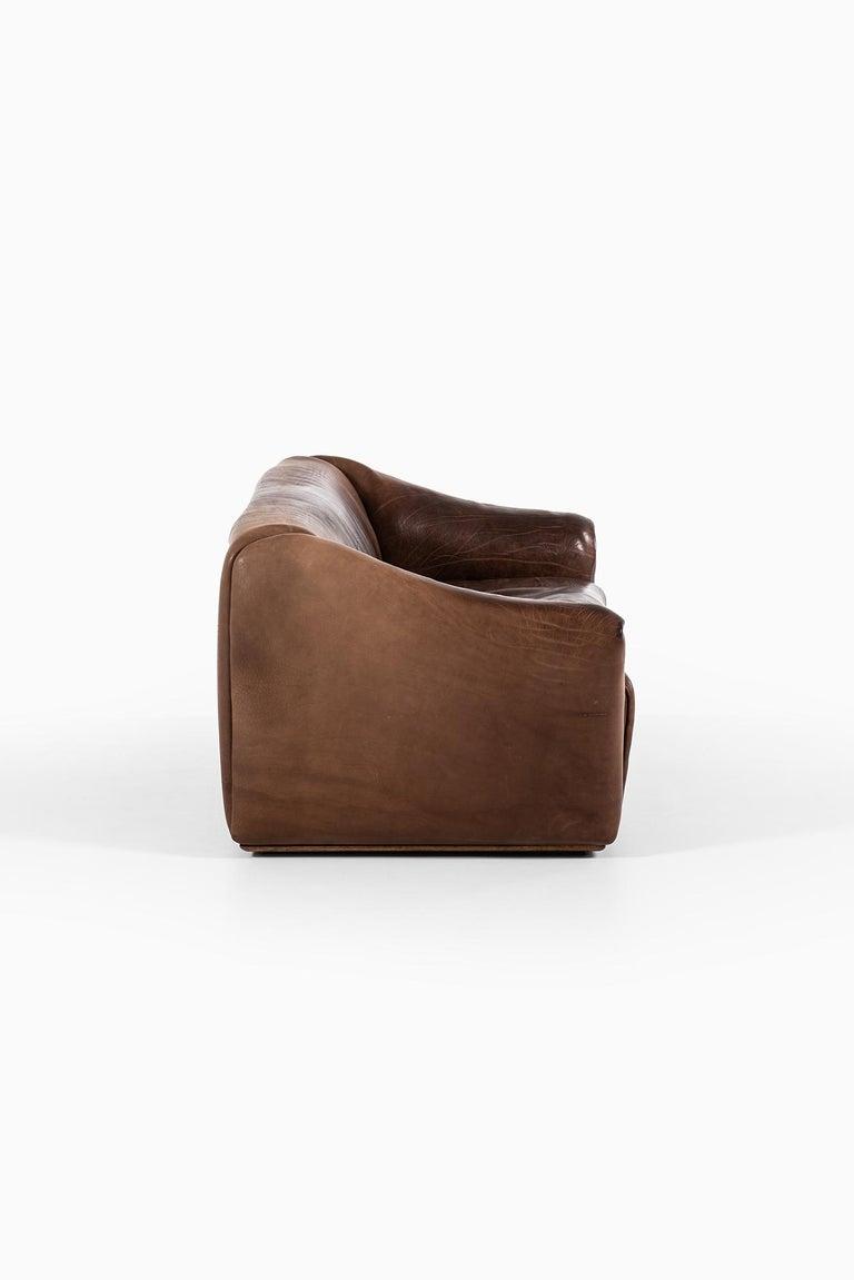 De Sede DS-47 Sofa Produced by De Sede in Switzerland For Sale 4