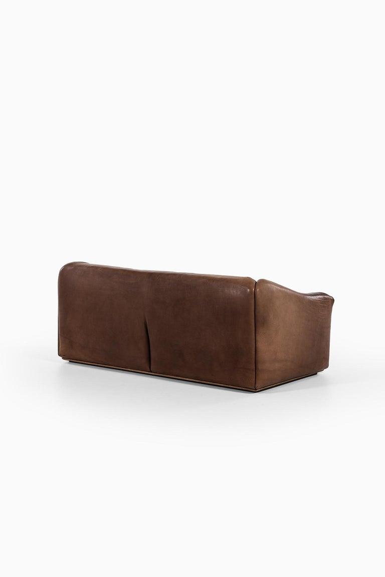 De Sede DS-47 Sofa Produced by De Sede in Switzerland For Sale 5