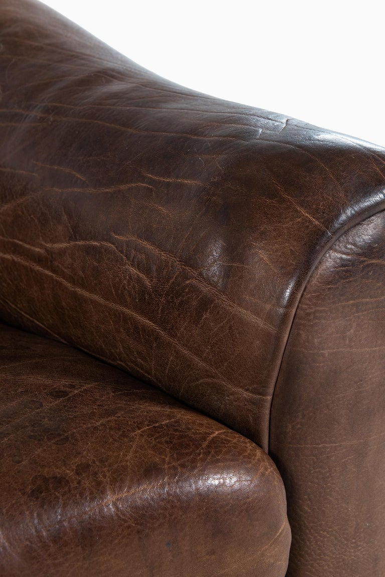 Late 20th Century De Sede DS-47 Sofa Produced by De Sede in Switzerland For Sale
